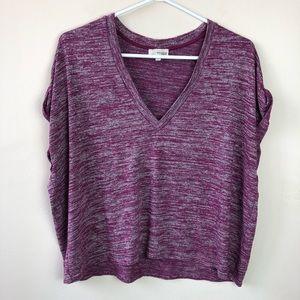 Wilfred Free Aritzia size M V Neck shirt